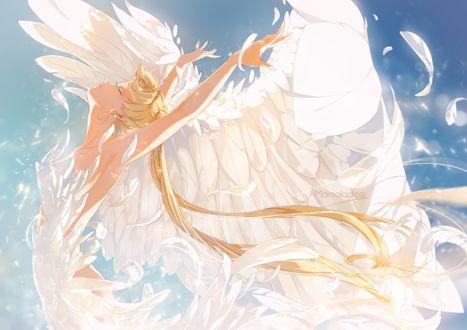 Фото Princess Serenity / Принцесса Серенити / Usagi Tsukino / Усаги Цукино из аниме Sailor Moon / Сейлор Мун, by Marmaladica