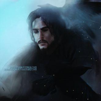 Фото Jon Snow / Джон Сноу из сериала Game Of Trones / Игра Престолов, by Sabalmirss