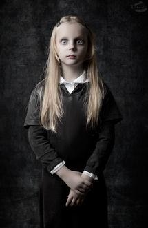 Фото Ленор — маленькая мертвая девочка / Lenore, the Cute Little Dead Girl, by RiperJack