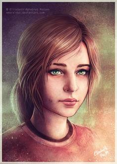 Фото Элли / Elly из игры The Last of Us, by Emeraldus