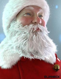 Фото Портрет Санта Клауса, by Elianeck