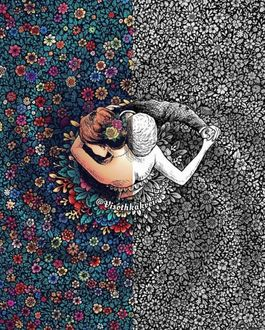 Фото Парень в танце с девушкой, by Visoth-Kakvei