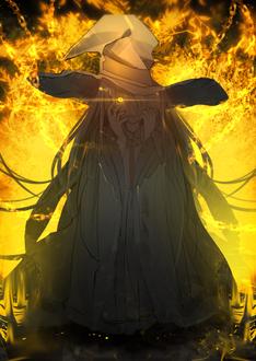 Фото Ведьма в огне, by tarbo
