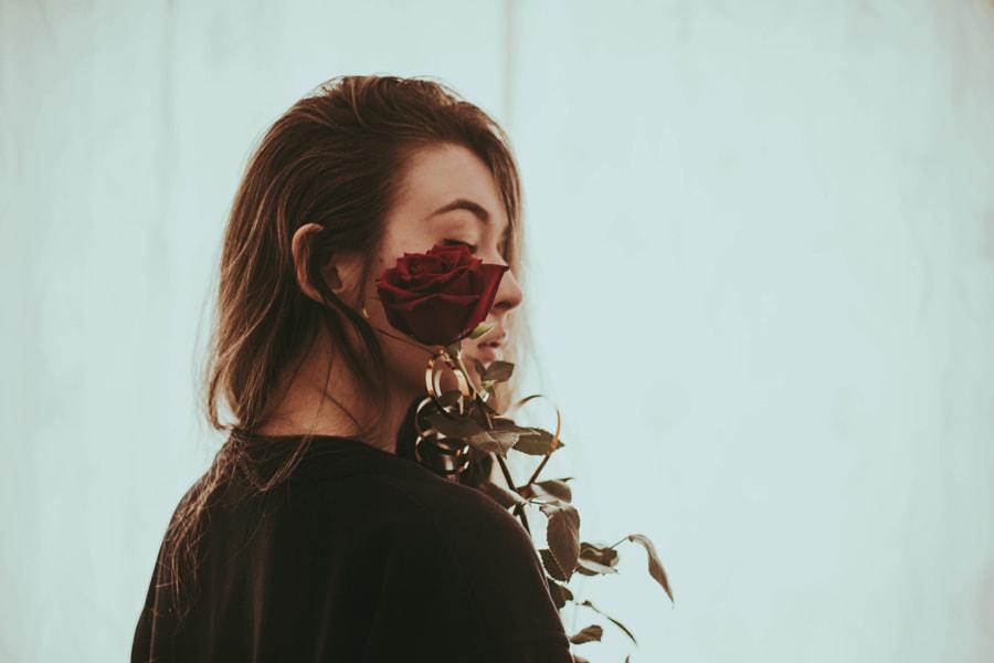 Фото Девушка с розой, фотограф Taya Iv