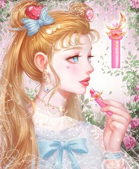 Фото Sailor Moon / Сейлор Мун из аниме Sailor Moon / Сейлор Мун, by mollyillusion
