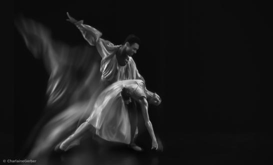 Фото Парень с девушкой в танце, by Charlaine Gerber