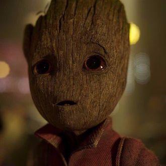 Фото Малыш Груд из фильма Стражи Галактики / Guardians of the Galaxy