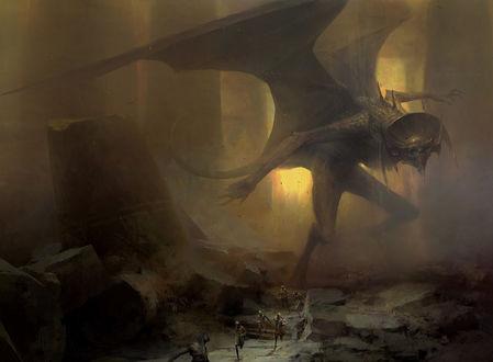 Фото Apocalypse Demon / Демон Апокалипсиса, by JablonskiPiotr
