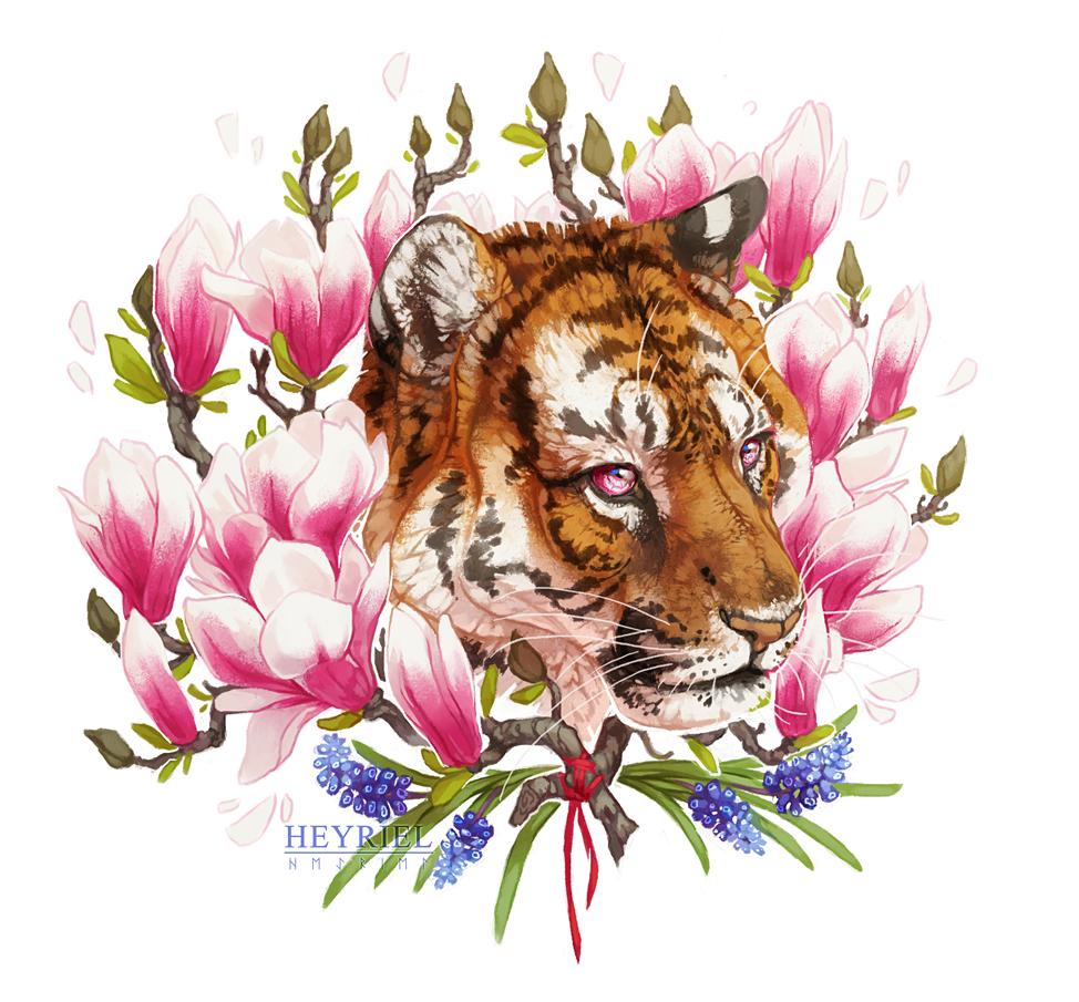 срок картинки тигры с розами папой обязаны пояснить
