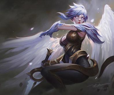 Фото Riven / Ривен - персонаж игры League of Legends / Лига Легенд, by Dao Le Trong