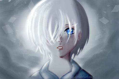 Фото Плачущий мальчик, by Drawing My Soul