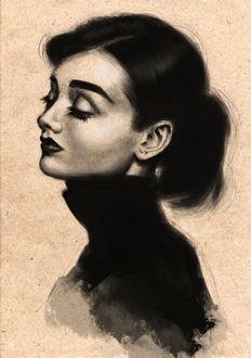 Фото Audrey Hepburn / Одри Хепберн, by MaggieParvanova
