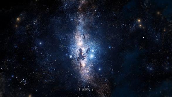 Фото Свечение в космическом пространстве, by Y_Y