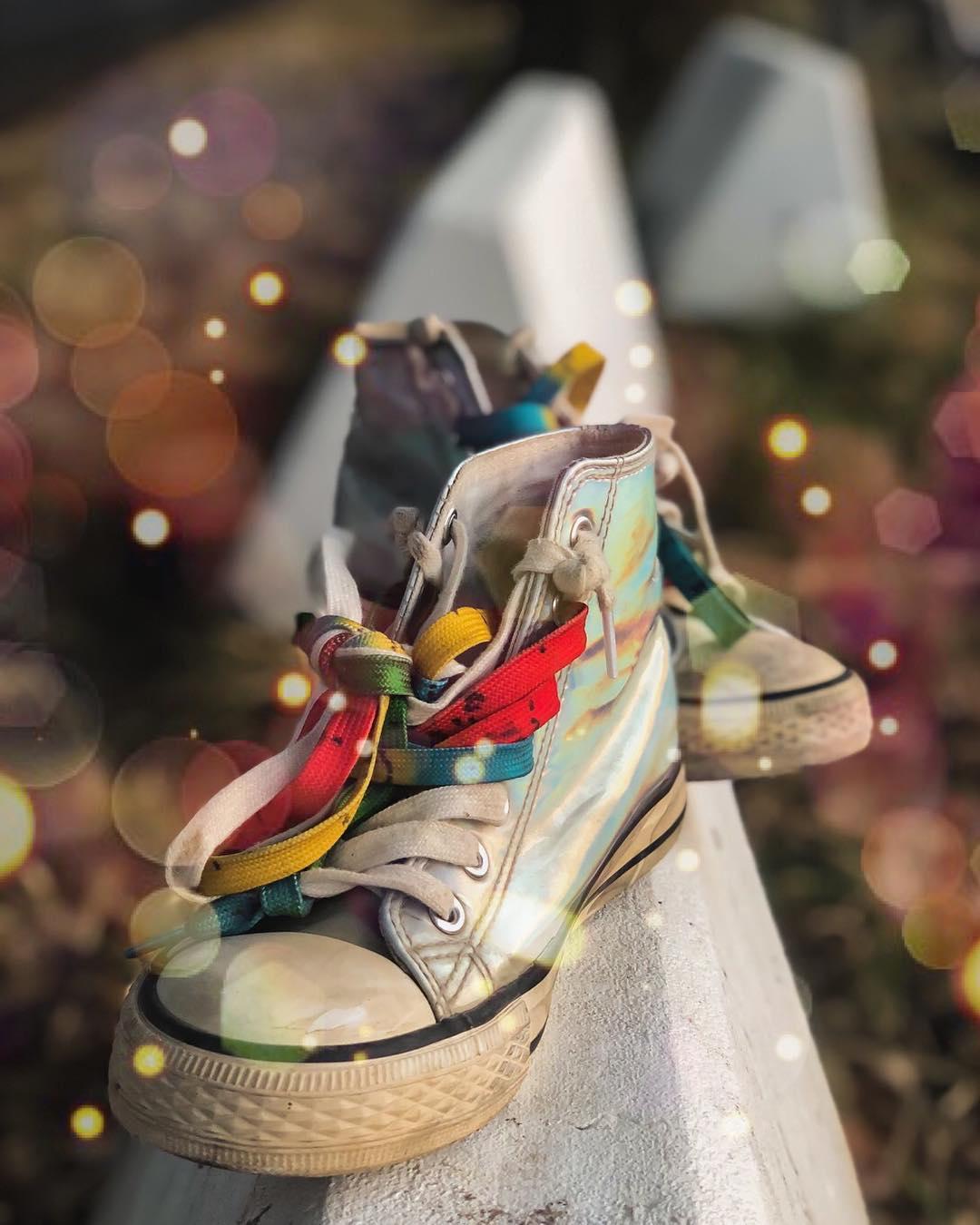 Открытка кроссовок, картинки поздравлением мая