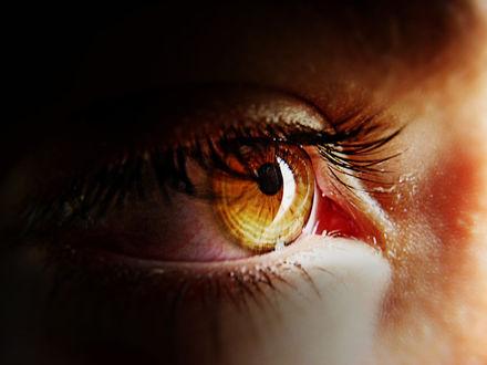 Фото Карий глаз девушки, by silsoe
