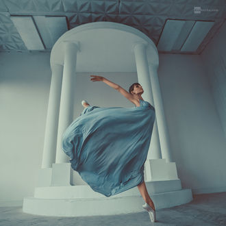 Фото Балерина в танце, фотограф Dan Hecho