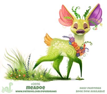 Фото Цветочное животное, by Cryptid-Creations
