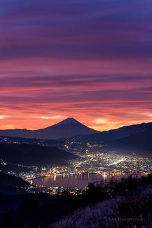 Фото Ноной город Японии, фотограф Takashi