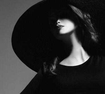 Фото Девушка в шляпе. Фотограф Joachim Bergauer