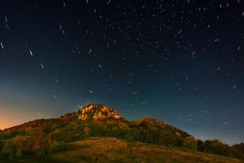 Фото Работа - Вальс осенних звезд. Фотограф Елена Брежицкая