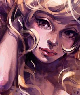 Фото Портрет девушки-блондинки, by Yana Bogatch