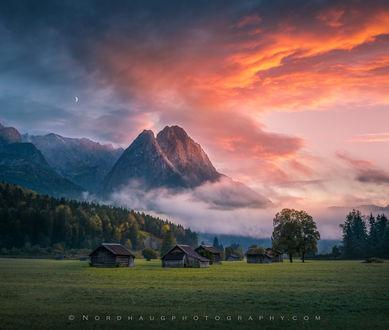 Фото Работа Bavarian heartland / Баварский центр. Фотограф Dag Ole Nordhaug