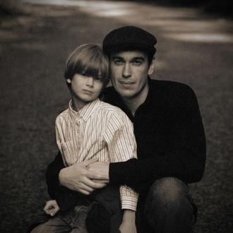 Фото Отец и сын, фотограф Nata Iva