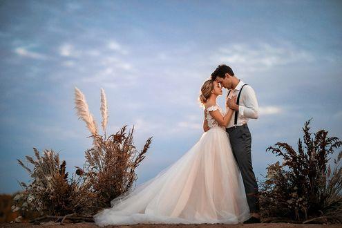 Конкурсная работа Парень обнимает свою невесту, фотограф Ирина Недялкова