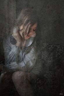 Фото Грустная девушка, фотограф Kemal Kamil Akca