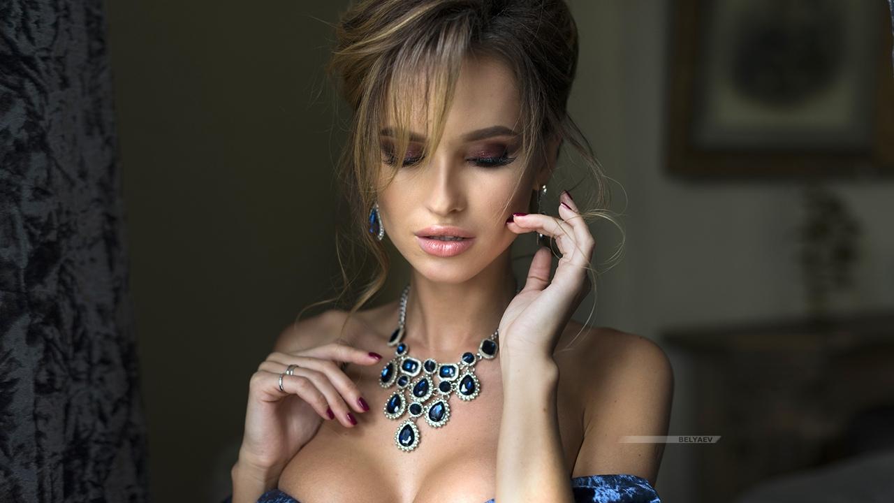 Фото Гламурная модель Ирина. Фотограф Дмитрий Беляев