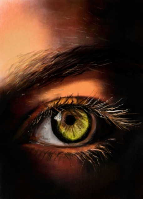 Фото Зеленый глаз девушки, by Andre_cellea