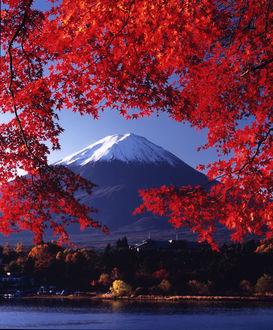 Фото Mount Fuji, Japan / Гора Фудзи, Япония