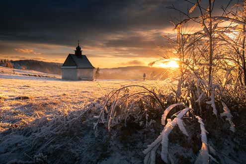 Фото Koskowa Gora / Коскова-Гора, Poland / Польша. Фотограф Karol Nienartowicz