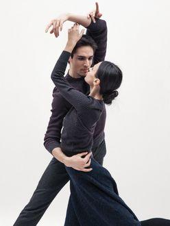 Фото Kristina Shapran and Timur Askerov / Кристина Шапран и Тимур Аскеров в танце, by Сергей Мисенко