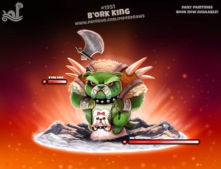 Фото Две собачки в игре (Bork King), by Cryptid-Creations