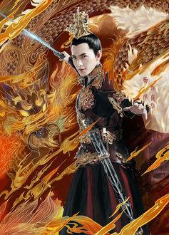 Фото Китайский актер и модель Yang Yang / Ян Ян в фильме Once Upon a Time / 3 жизни, 3 эпохи