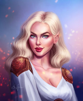 Фото Aelin / Элин из Throne of Glass, by SandraWinther