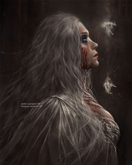 Фото Pale Enchantress / Бледная волшебница от NanFe