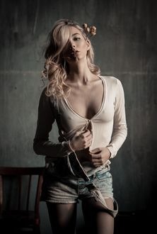 Фото Модель Екатерина Ширяева, by Alex Nemalevich (© zmeiy), добавлено: 12.02.2019 09:24