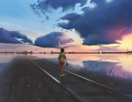 Фото Тихиро / Chihiro из аниме Унесенные Призраками / Spirited Away, by snatti