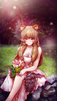 Фото Raphtalia / Рафталия арт персонажа из аниме Tate no Yuusha no Nariagari / Восхождение Героя Щита