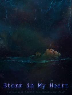 Фото Девушка в воде, (Storm in My Heart / Шторм в моем сердце), by Sisterslaughter165