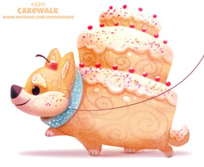 Фото Пес-тортик (Cakewalk), by Cryptid-Creations