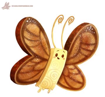 Фото Съедобная бабочка, by Cryptid-Creations