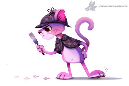 Фото The Pink Panther / Розовая пантера из одноименного фильма, by Cryptid-Creations