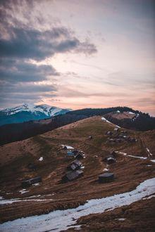 Фото Небольшой горный поселок, фотограф Orest Sv