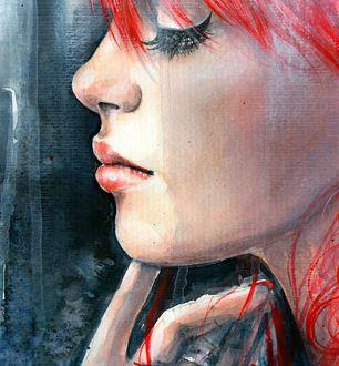 Фото Портрет девушки в профиль, автор Bridget G