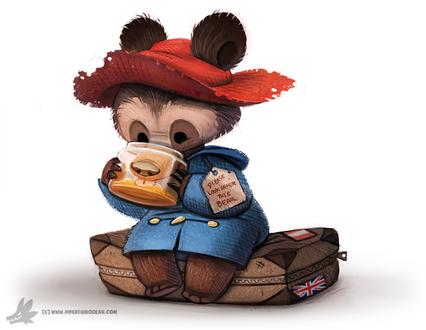Фото Мишка из фильма Paddington Bear / Приключения Паддингтона, by Cryptid-Creations