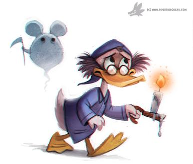 Фото Scrooge McDuck / Скрудж МакДа из мультсериала DuckTales / Утиные истории, by Cryptid-Creations