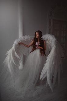 Фото Девушка в образе ангела. Фотограф Шакирова Альбина